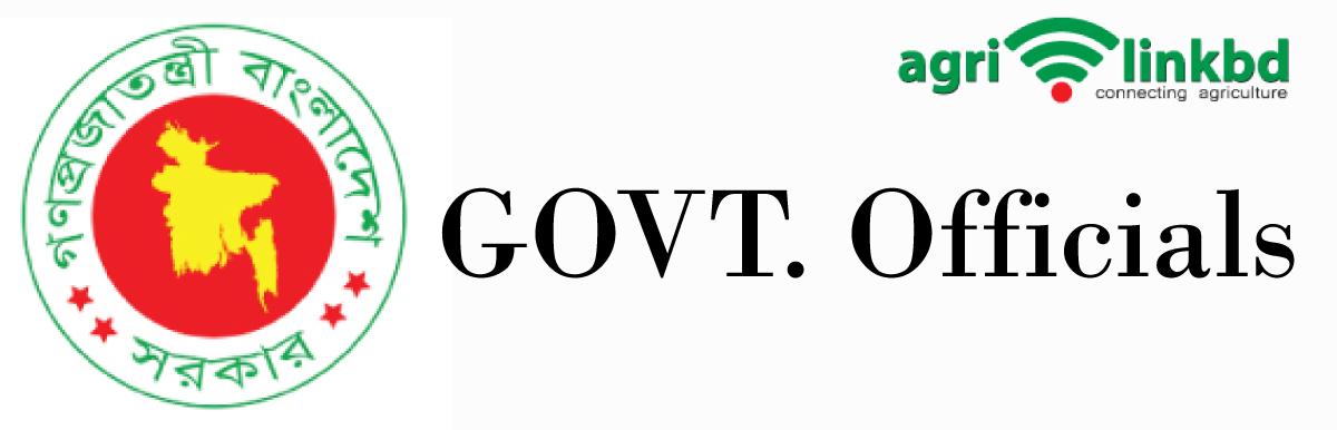 Govt. Officials