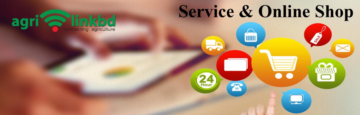 Service & online shop